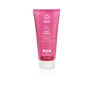 Khadi Rose Hair Repair Shampoo 210ml